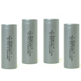 Enercig, Enercig IMR18500 Rechargeable battery 1100mAh - 22A, Other formats, NK143-CB, EtronixCenter.com