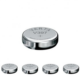 Varta - Varta V397 button cell watch battery - Button cells - ON1659-5x www.NedRo.us