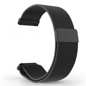 NedRo, Metal bracelet for Fitbit Blaze frame magnetic closure, Bracelets, AL484-CB