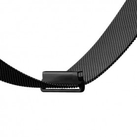 NedRo - Bratara metalica Milano pentru Fitbit Blaze cu inchidere magnetica - Bratari - AL484-CB www.NedRo.ro
