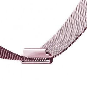 Oem - Metal bracelet for Fitbit Blaze frame magnetic closure - Bracelets - AL484-CB