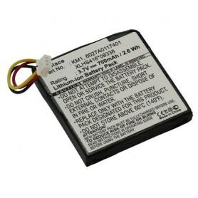 Battery for TomTom Via 120 / Via 125 700mAh ON1847