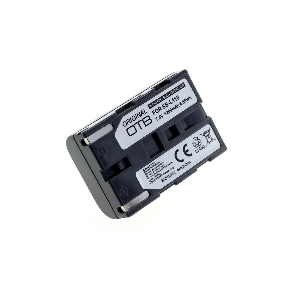 Battery for Samsung SB-L110 1200mAh Li-Ion for Samsung