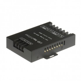NedRo, 5V-24V 30A RGB LED Signal Amplifier Controller, LED Accessories, LCY57, EtronixCenter.com