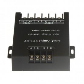 NedRo - 5V-24V 30A RGB LED controler amplificator de semnal - LED Accessorii - LCY57 www.NedRo.ro