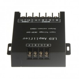 NedRo, 5V-24V 30A RGB LED signaalversterker Controller, LED Accessoires, LCY57, EtronixCenter.com