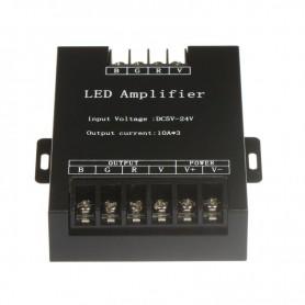 NedRo - 5V-24V 30A RGB LED signaalversterker Controller - LED Accessoires - LCY57 www.NedRo.nl