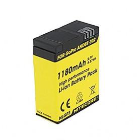 Nitecore NLGP3 Battery for GoPro Hero3 / Hero3+ 3.7V 1180mAh