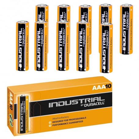 Duracell, Duracell Industrial LR03 AAA alkaline battery, Size AAA, NK269-CB