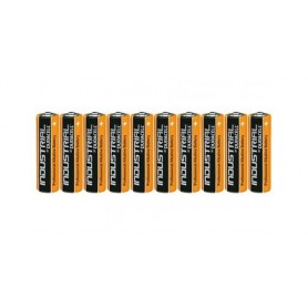 Duracell - Duracell Industrial LR03 AAA alkaline battery - Size AAA - BL065-50x www.NedRo.us