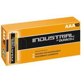 Duracell - Duracell Industrial LR03 AAA alkaline batterijen - AAA formaat - NK269-CB www.NedRo.nl
