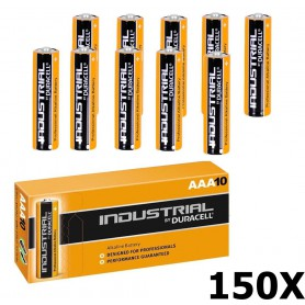 Duracell - Baterie alcalină Duracell Industrial LR03 AAA - Format AAA - NK269-CB www.NedRo.ro