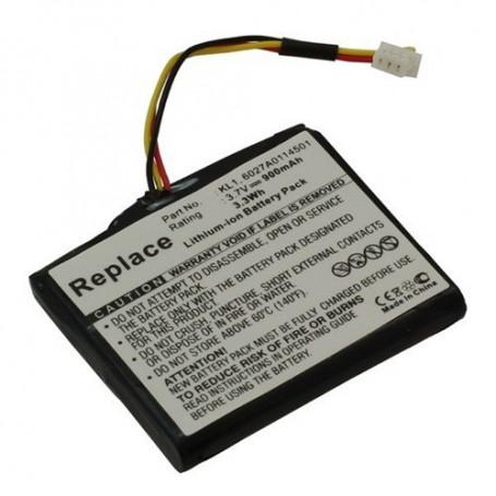 OTB - Battery for TomTom Via 1405 / Via 1505 900mAh - Navigation batteries - ON1848 www.NedRo.us