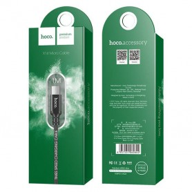 HOCO, Hoco Premium Micro USB to USB 2.0 2A Data Cable, USB to Micro USB cables, H002-CB