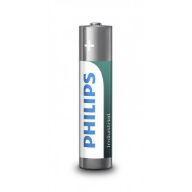 PHILIPS, AAA R3 Philips Industrial Power Alkaline, AAA formaat, BS046-CB, EtronixCenter.com