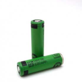 Sony - Sony US14500VR2 680mAh 3.7V 14x49mm rechargeable battery - Other formats - NK222-FT-2x www.NedRo.us