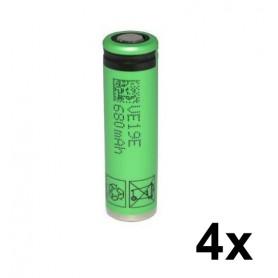 Sony - Sony US14500VR2 680mAh 3.7V 14x49mm oplaadbare batterij - Andere formaten - NK222-FT-4x www.NedRo.nl