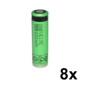 Sony - Sony US14500VR2 680mAh 3.7V 14x49mm oplaadbare batterij - Andere formaten - NK222-FT-8x www.NedRo.nl