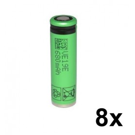Sony - Sony US14500VR2 680mAh 3.7V 14x49mm rechargeable battery - Other formats - NK222-FT-8x www.NedRo.us