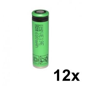 Sony - Sony US14500VR2 680mAh 3.7V 14x49mm oplaadbare batterij - Andere formaten - NK222-FT-12x www.NedRo.nl