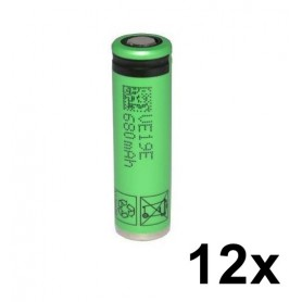 Sony - Sony US14500VR2 680mAh 3.7V 14x49mm rechargeable battery - Other formats - NK222-FT-12x www.NedRo.us