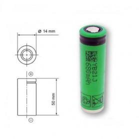 Sony - Sony US14500VR2 680mAh 3.7V 14x49mm oplaadbare batterij - Andere formaten - NK222-U-4x www.NedRo.nl