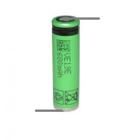 Sony - Sony US14500VR2 680mAh 3.7V 14x49mm rechargeable battery - Other formats - NK222-Z-8x www.NedRo.us