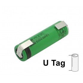 Sony - Sony US14500VR2 680mAh 3.7V 14x49mm oplaadbare batterij - Andere formaten - NK222-U-1x www.NedRo.nl