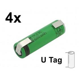 Sony - Sony US14500VR2 680mAh 3.7V 14x49mm oplaadbare batterij - Andere formaten - NK222-CB www.NedRo.nl