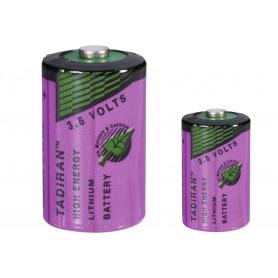 Tadiran - Tadiran SL-750 / 1/2 AA Lithium batterij 3.6V - Andere formaten - NK179-2x www.NedRo.nl
