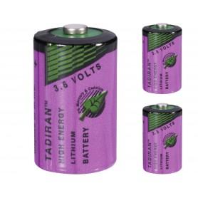 Tadiran - Tadiran SL-750 / 1/2 AA Lithium batterij 3.6V - Andere formaten - NK179-3x www.NedRo.nl
