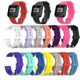 OTB - Silicone Bracelet for Fitbit Versa - Bracelets - AL202 www.NedRo.us