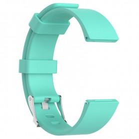 OTB - Siliconen armband bandtje polsband voor Fitbit Versa - Armbanden - AL202-BT-S www.NedRo.nl