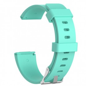 NedRo - Siliconen armband bandtje polsband voor Fitbit Versa - Armbanden - AL202-BT-S www.NedRo.nl