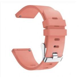 NedRo - Siliconen armband bandtje polsband voor Fitbit Versa - Armbanden - AL202-LR-L www.NedRo.nl