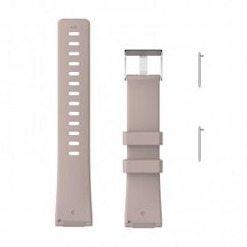 NedRo, Siliconen armband bandtje polsband voor Fitbit Versa, Armbanden, AL202-CB, EtronixCenter.com