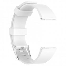 NedRo - Siliconen armband bandtje polsband voor Fitbit Versa - Armbanden - AL202-WH-S www.NedRo.nl