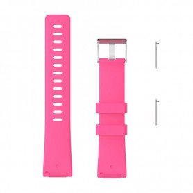NedRo, Silicone Bracelet for Fitbit Versa, Bracelets, AL202-CB