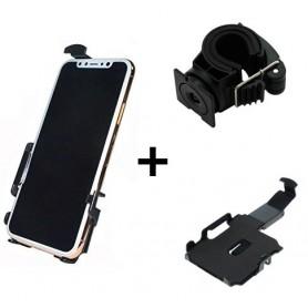 Haicom bicycle phone holder for Apple iPhone X HI-506