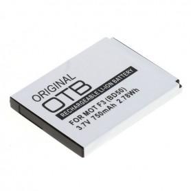 OTB - Battery for Motorola Motofone F3 BD50 3.7V Li-ion - Motorola phone batteries - ON5073-C www.NedRo.us