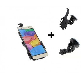 Haicom - Haicom dashboard phone holder for Huawei Honor 4X HI-419 - Car dashboard phone holder - ON5074-SET www.NedRo.us