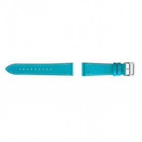 NedRo - Trendy Eco Leer armband bandtje polsband voor Fitbit Blaze - Armbanden - AL203-BU www.NedRo.nl