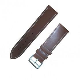 NedRo - Trendy Eco Leer armband bandtje polsband voor Fitbit Blaze - Armbanden - AL203-GY www.NedRo.nl