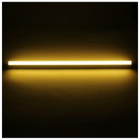 NedRo - Armatura cu Neon LED T5 57cm 185-240V 11W 3500K - Alb cald - TL și componente - AL204 www.NedRo.ro