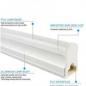 NedRo, LED T5 meubelarmatuur 57cm 185-240V TL 11W, TL en Componenten, AL205-CB, EtronixCenter.com