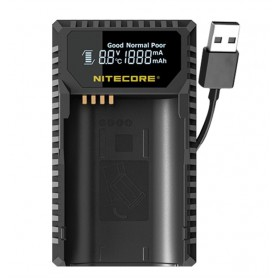 NITECORE - Nitecore ULSL USB lader voor Leica BP-SCL4 - Andere foto-video laders - BS058 www.NedRo.nl