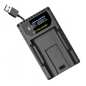 NITECORE - Nitecore ULM9 USB charger for Leica BLI-312 - Other photo-video chargers - BS059 www.NedRo.us