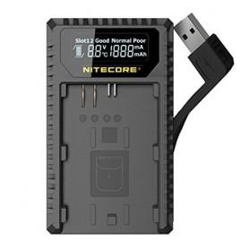 NITECORE, Nitecore UCN1 încărcător USB pentru Canon LP-E6, LP-E6N, LP-E8, Canon încărcătoare foto-video, BS061, EtronixCenter...