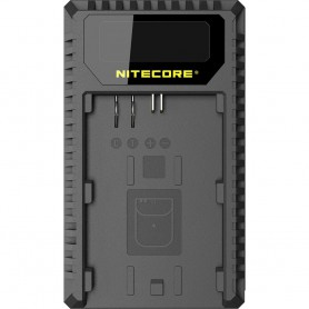 NITECORE, Nitecore UCN1 USB charger for Canon LP-E6, LP-E6N, LP-E8, Canon photo-video chargers, BS061, EtronixCenter.com