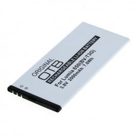 OTB - Batterij voor Microsoft Lumia 650 (BV-T3G) 2000mAh Li-Ion - Telefoonaccu's diverse merken - ON5083 www.NedRo.nl